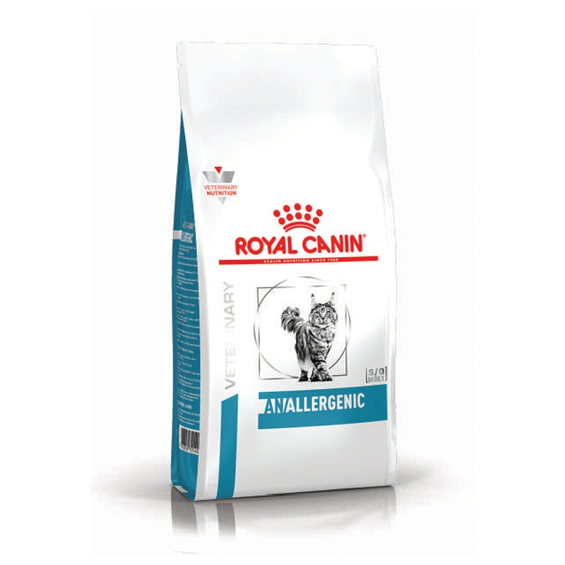 Royal Canin Anallergenic Cat 2 Kg imagine