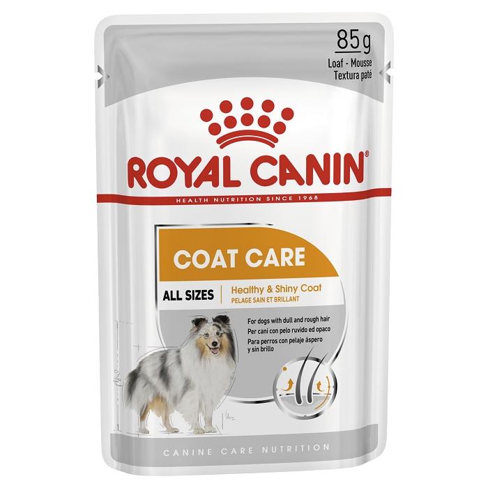 Royal Canin Coat Loaf Care, 85 g imagine