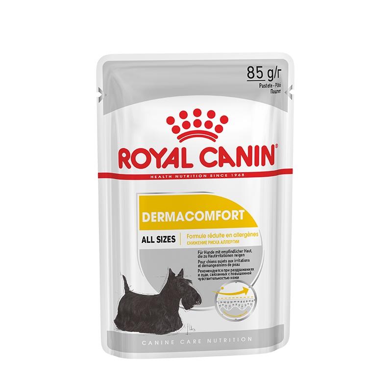 Royal Canin Dermacomfort Loaf Care, 85 G imagine