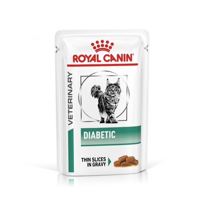 Royal Canin Diabetic Cat, 1 plic x 85 g imagine