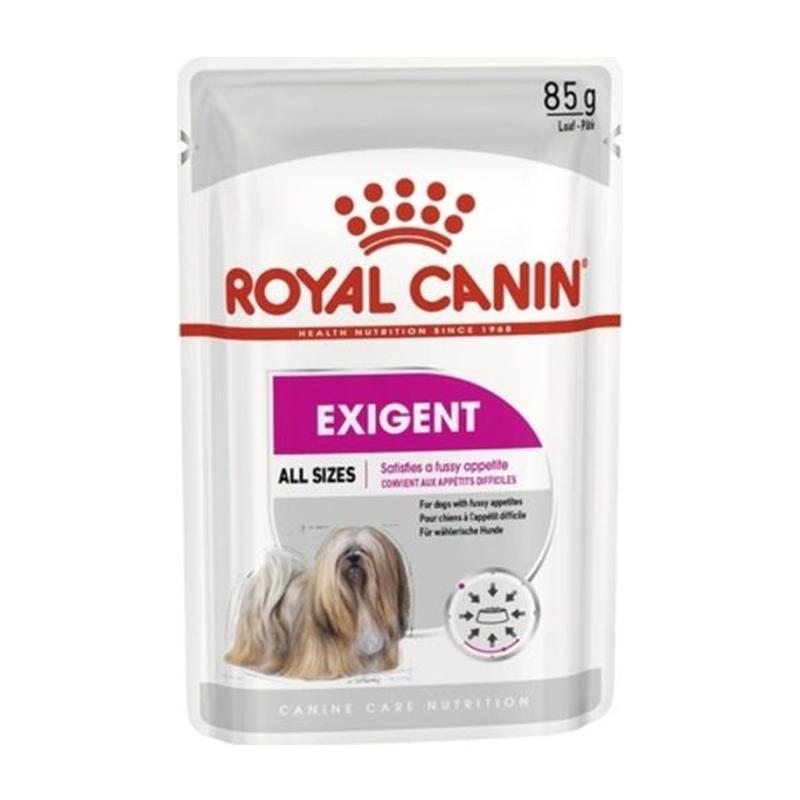 Royal Canin Exigent Loaf Care, 85 g imagine