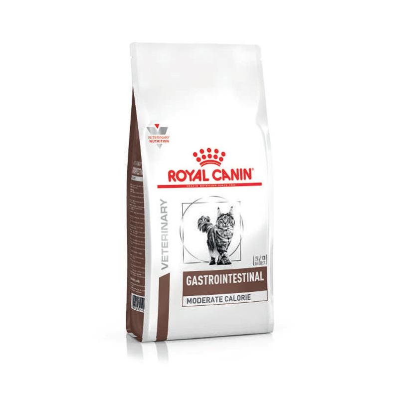 Royal Canin Gastro Intestinal Moderate Calorie Cat 4 kg imagine