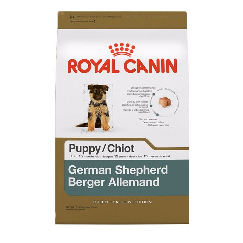 Royal Canin German Shepherd Puppy imagine