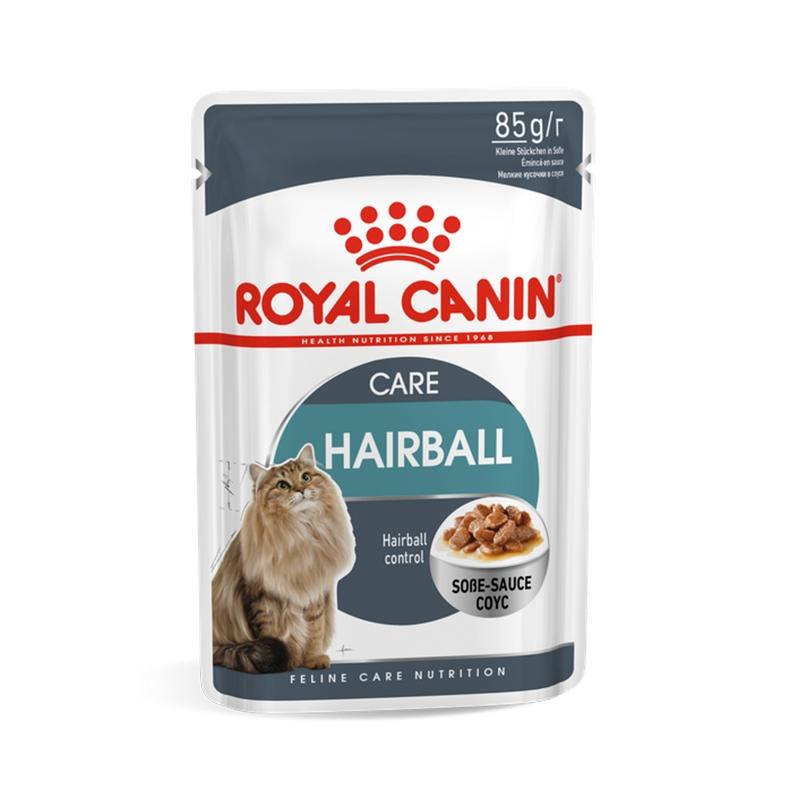 Royal Canin Hairball Care Gravy, 1 plic x 85 g imagine