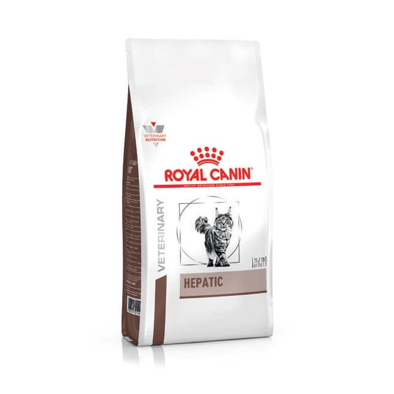 Royal Canin Hepatic Cat 4 kg imagine