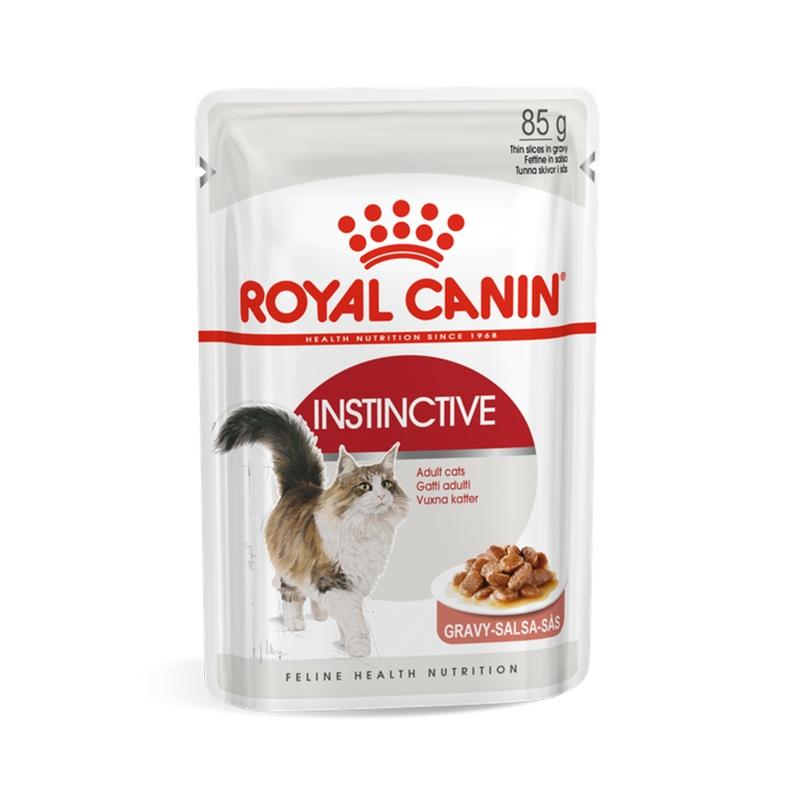 Royal Canin Instinctive in Gravy, 1 plic x 85 g imagine