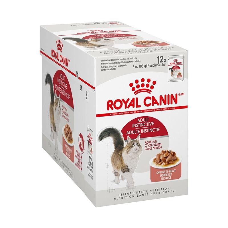 Royal Canin Instinctive in Gravy, 12 plicuri x 85 g imagine