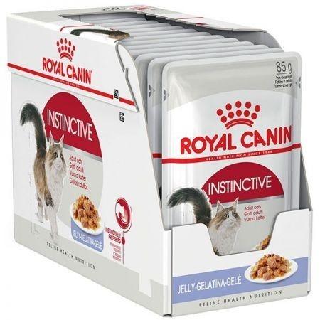 Royal Canin Instinctive in Jelly, 12 plicuri x 85 g imagine