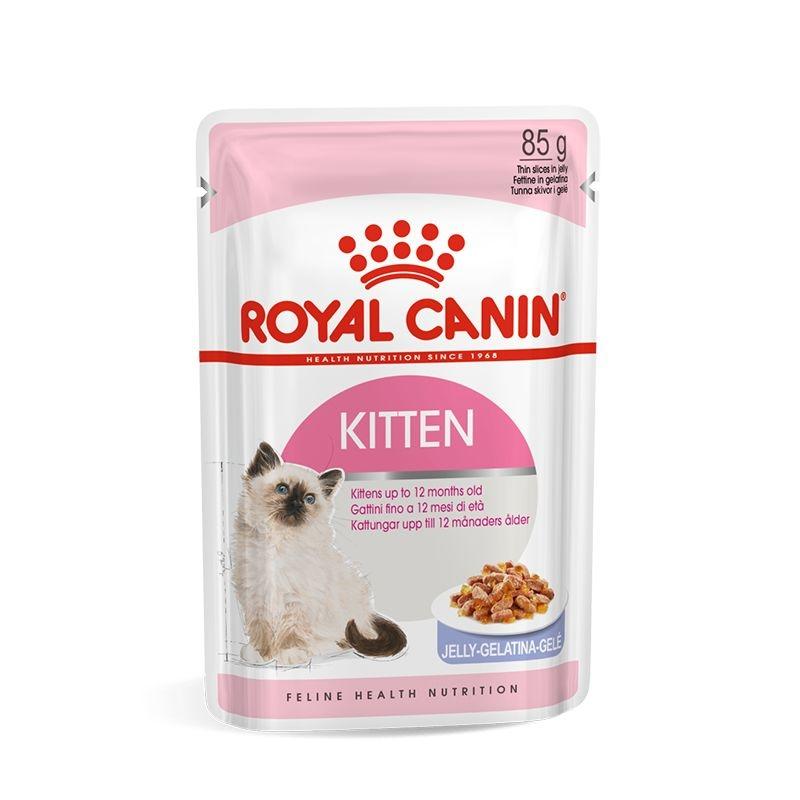 Royal Canin Kitten in Loaf, 1 plic x 85 g imagine