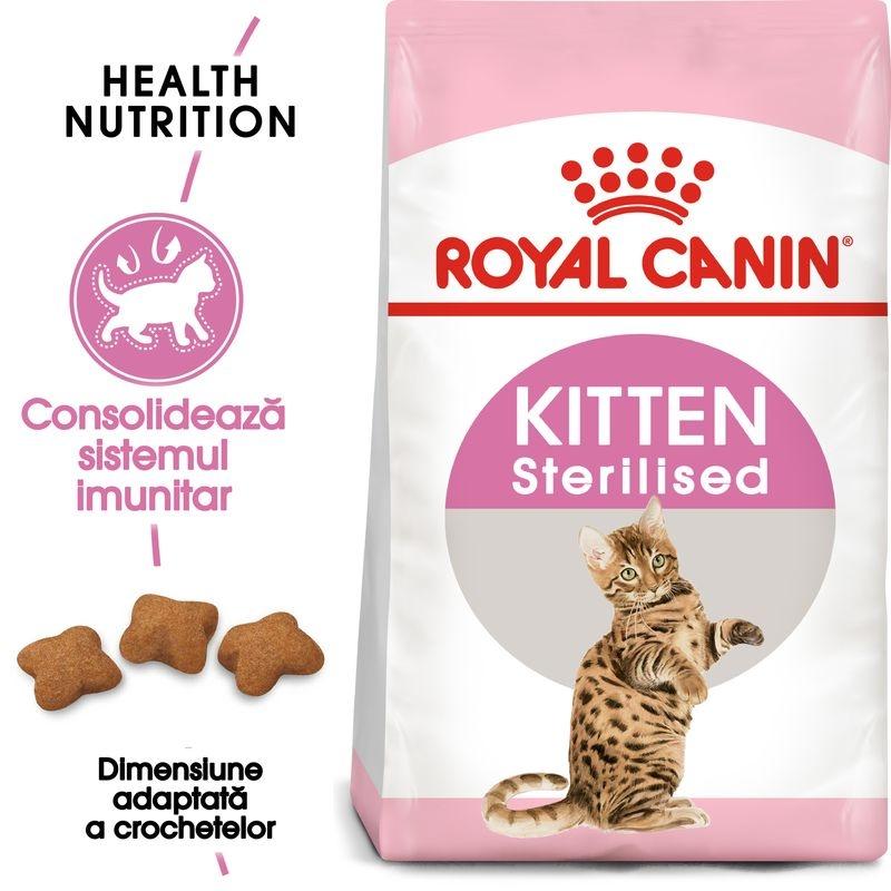 Royal Canin Kitten Sterilised imagine