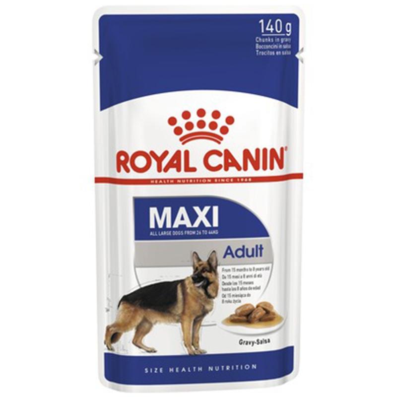 Royal Canin Maxi Adult, 140 g imagine