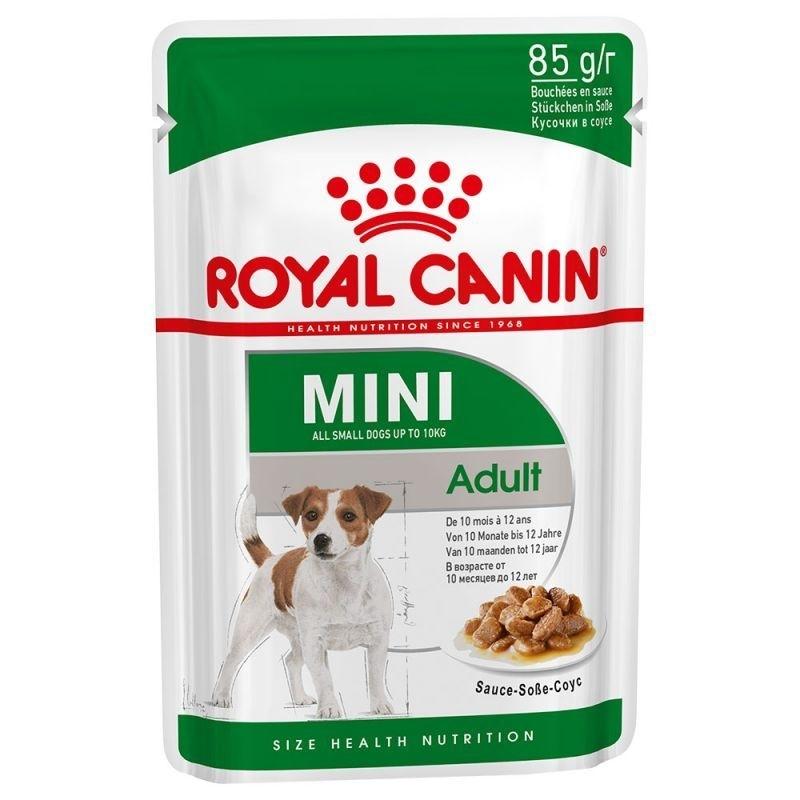 Royal Canin Mini Adult, 85 g imagine