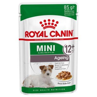 Royal Canin Mini Ageing 12+, 85 g imagine