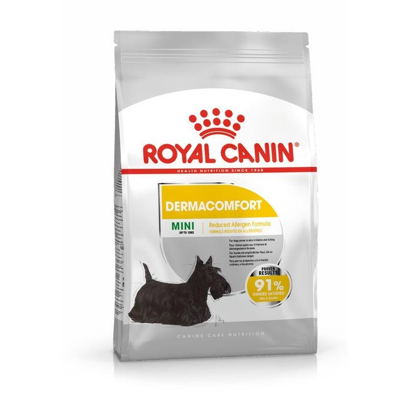 Royal Canin Mini Dermacomfort, 3 Kg imagine