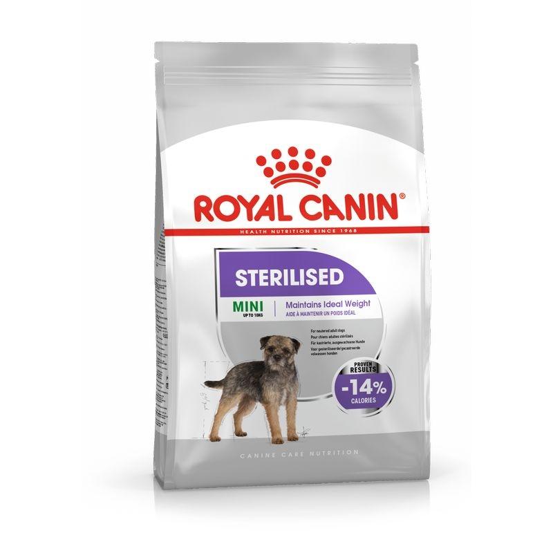Royal Canin Mini Adult Sterilised, 3 kg imagine