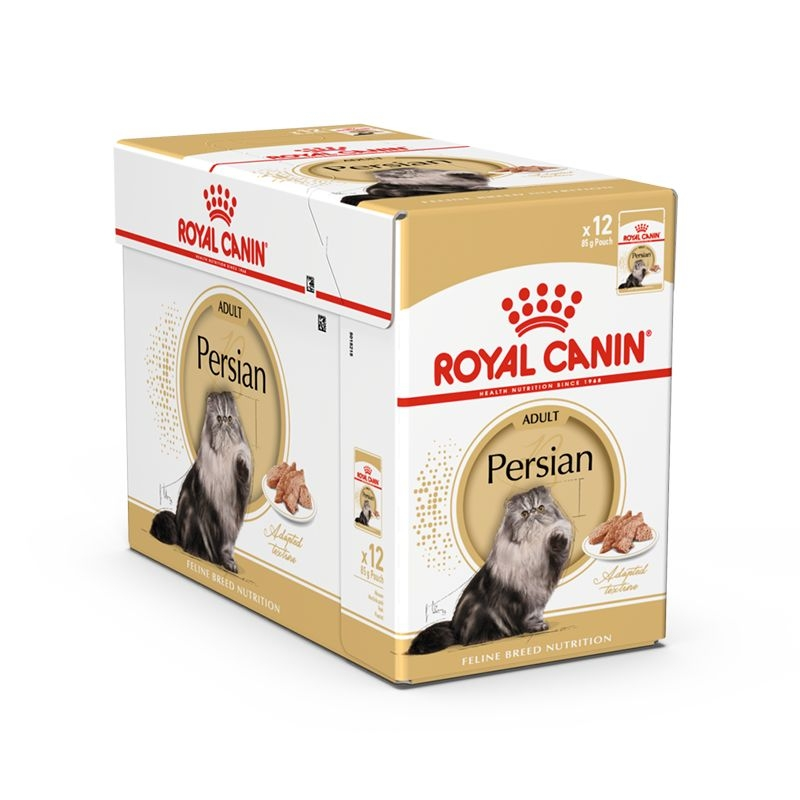 Royal Canin Persian, 12 plicuri x 85 g imagine