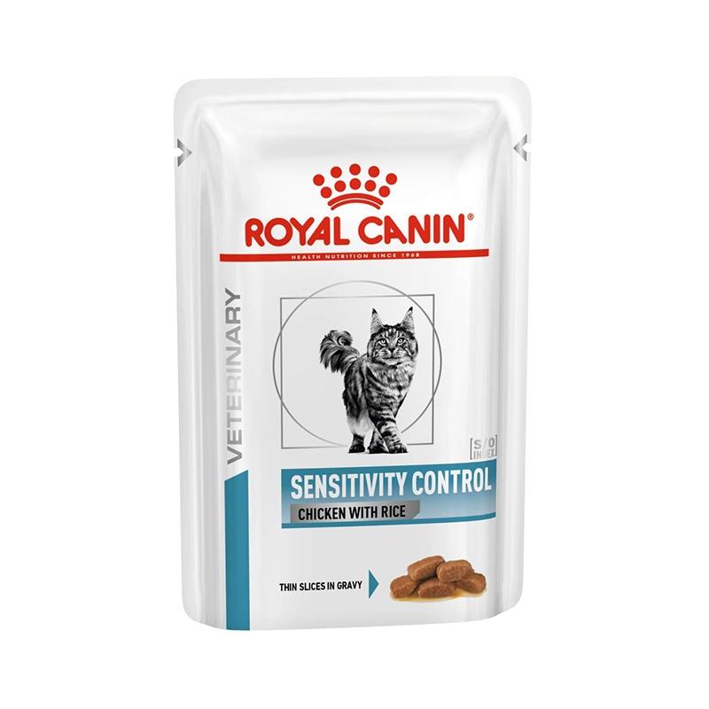 Royal Canin Sensitivity Control Cat, 1 plic x 85 g imagine