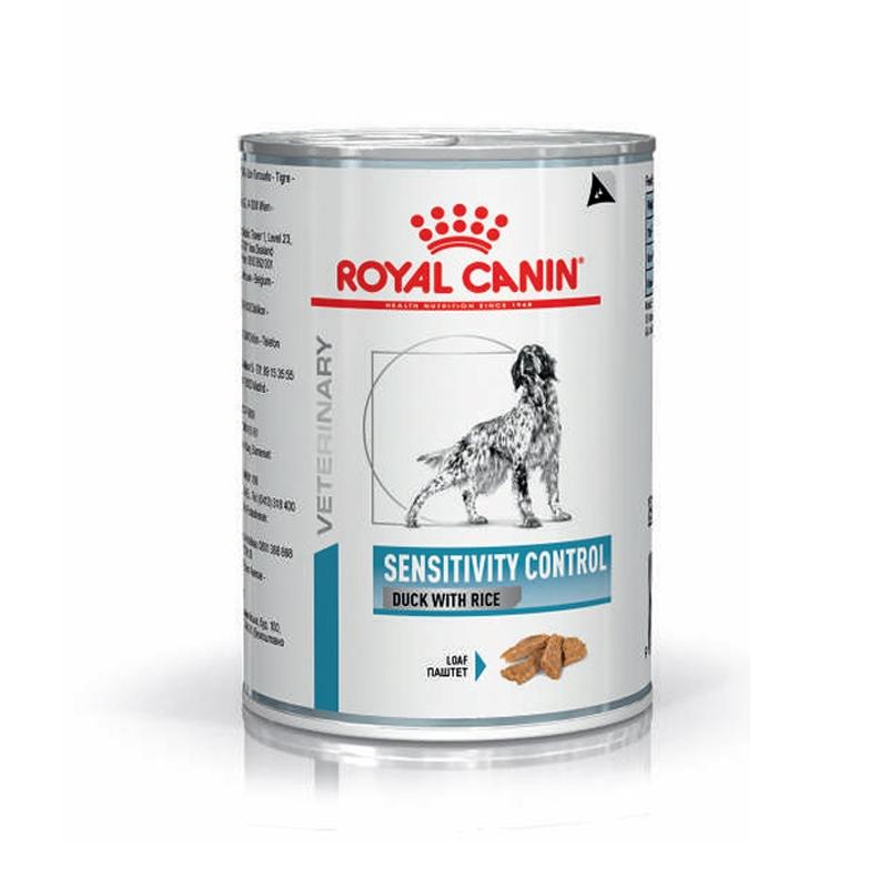 Royal Canin Sensitivity Control Rata Si Orez 420 G imagine