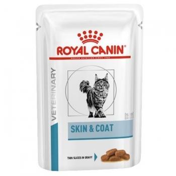 Royal Canin Skin & Coat Formula, 1 plic x 85 g imagine