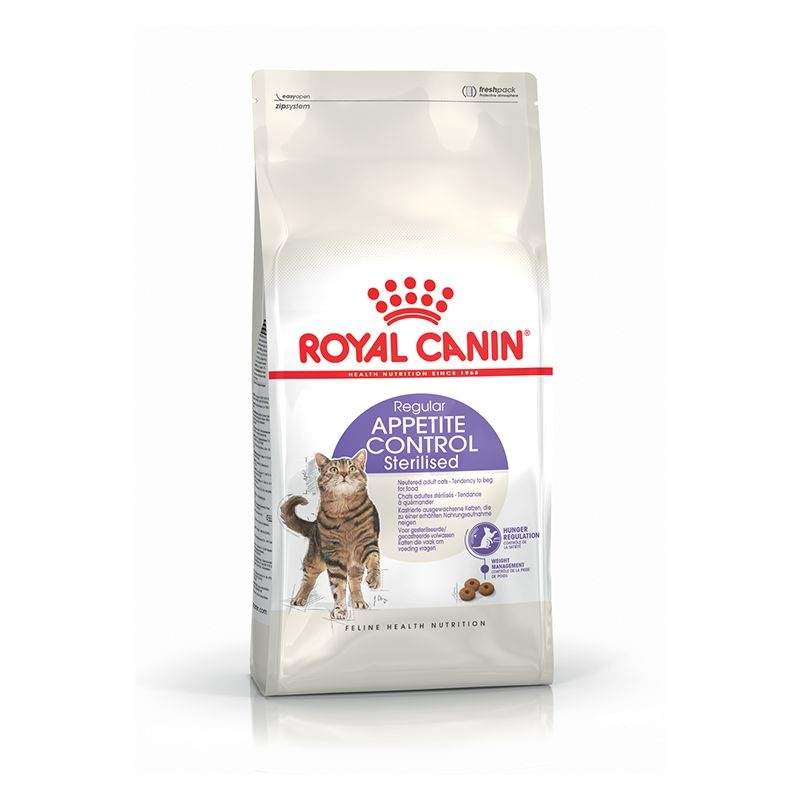Royal Canin Sterilised Appetite Control imagine