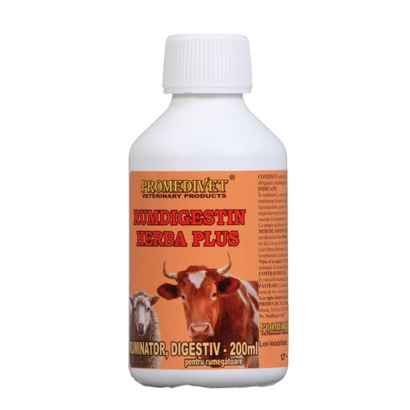 Rumdigestin Herba Plus, 200 ml imagine