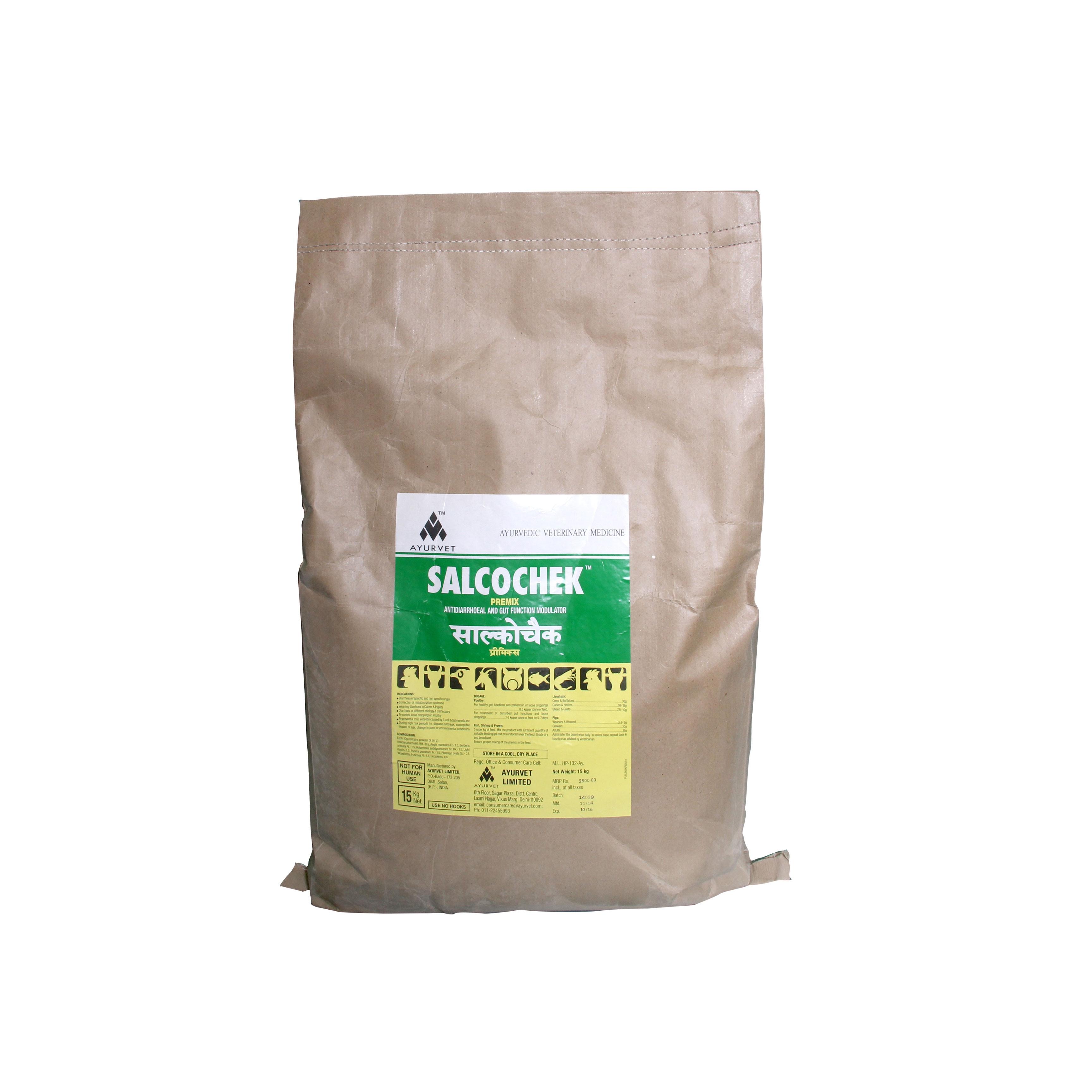 Salcocheck, 1 kg imagine