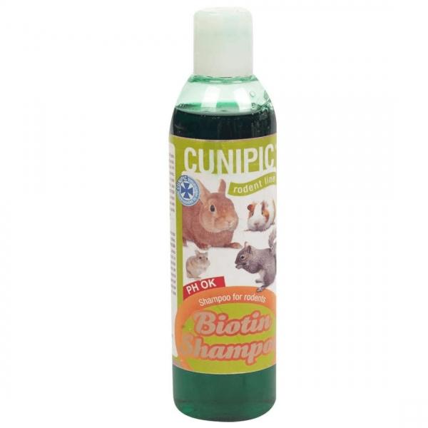 Sampon rozatoare, Cunipic cu Biotina, 250 ml imagine