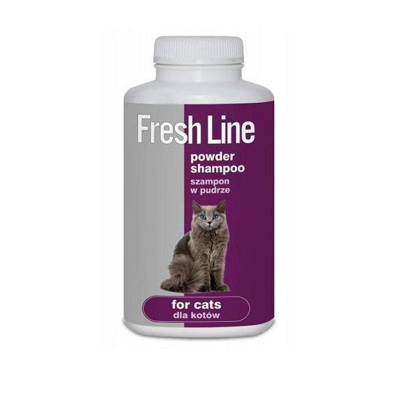 Sampon Fresh Line Pudra Pisici, 250 g imagine
