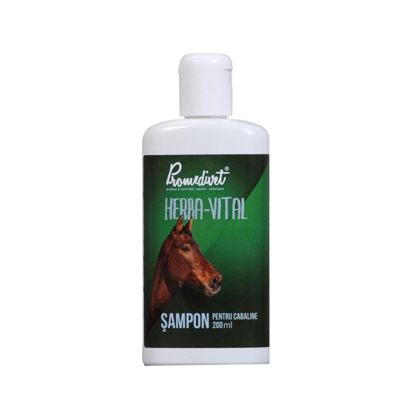 Sampon Pentru Cai Promedivet - Herba Vital 200 Ml