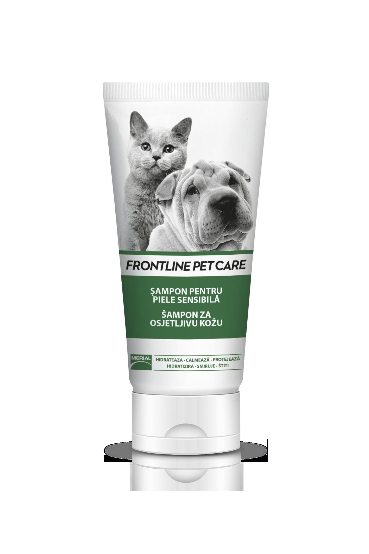 Frontline Pet Care SenSkin Shampoo, 200 ml imagine