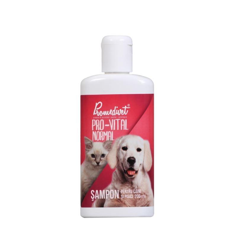 Sampon Pro Vital caini si pisici, 200 ml imagine