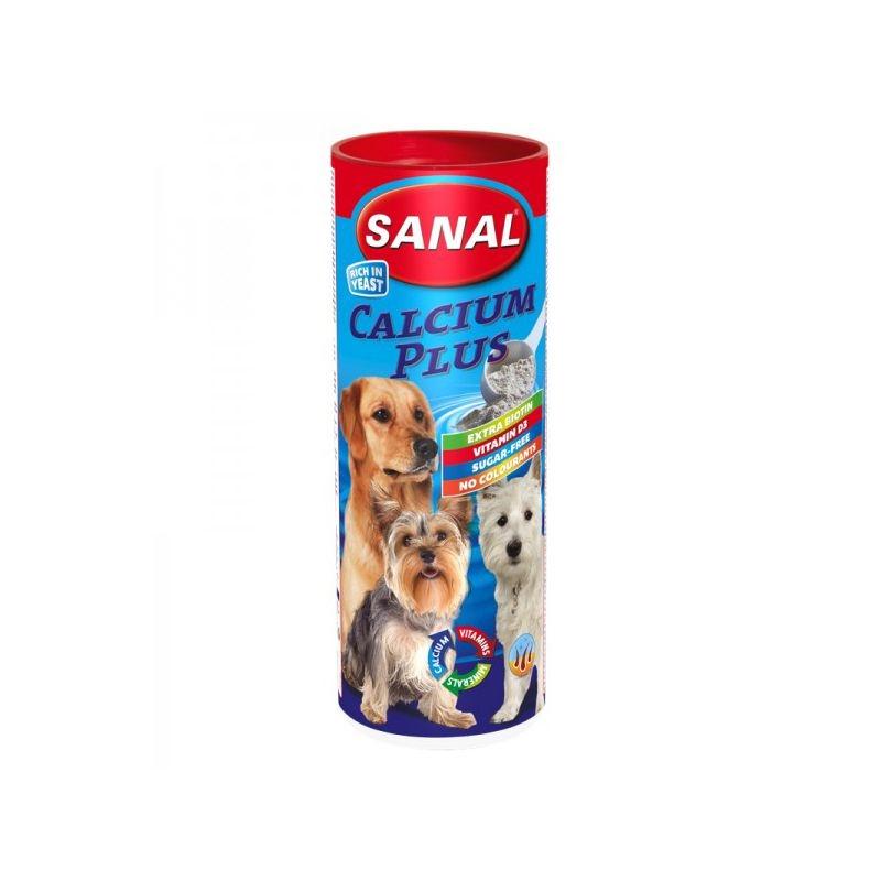 Sanal Calcium Plus, 300 g imagine