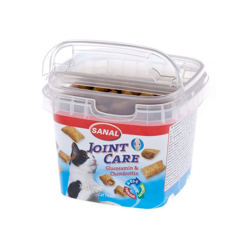 Sanal Cat Joint Care Cup, 75 g imagine