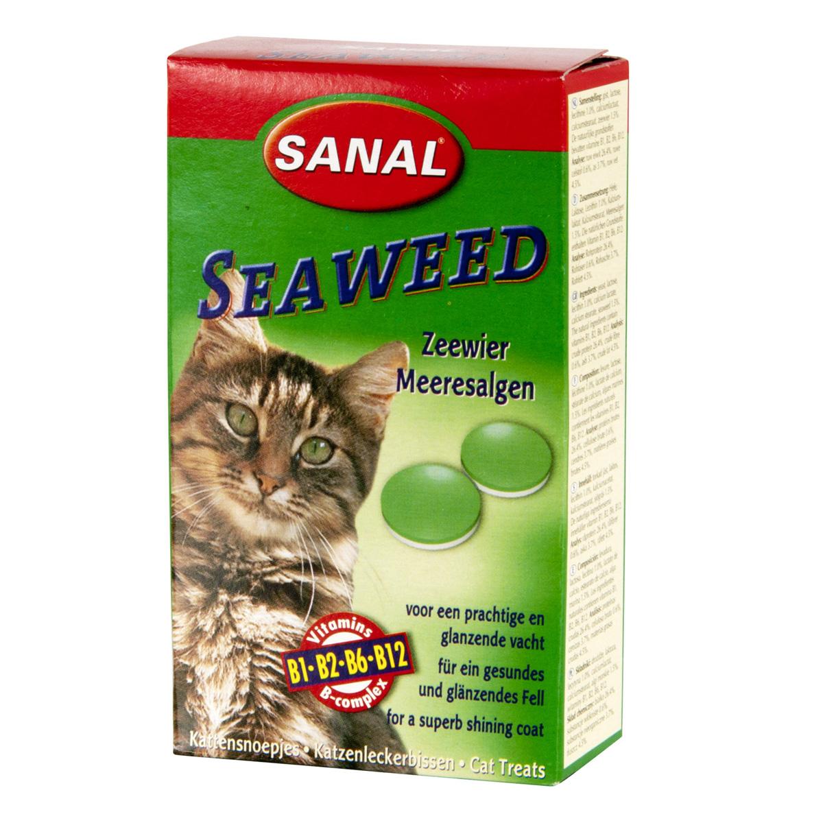 Sanal Cat Seawead 100 tablete imagine