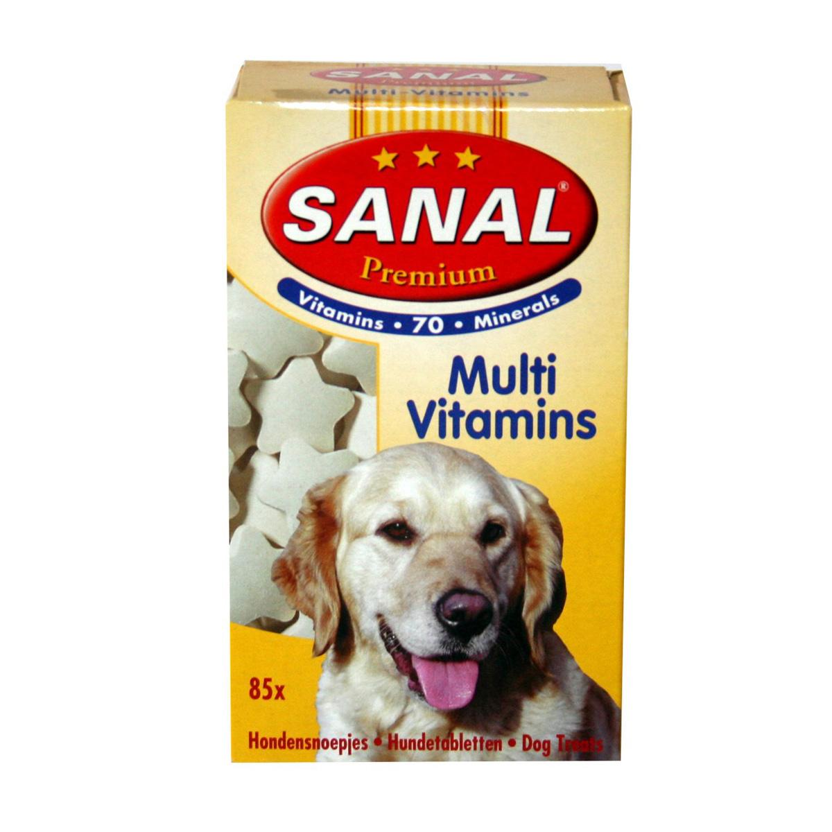 Sanal Dog Premium 85 tablete imagine