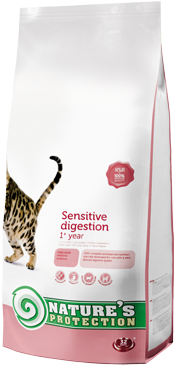 Natures Protection Sensitive Digestion 2 Kg (cat)