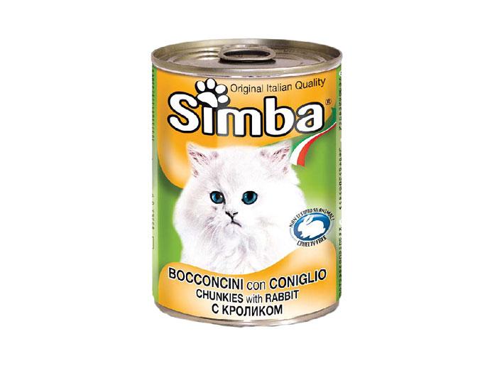 Simba Pisica Iepure Conserva, 415 g imagine