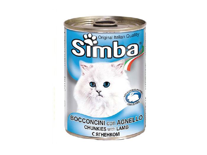 Simba Pisica Miel Conserva, 415 G imagine