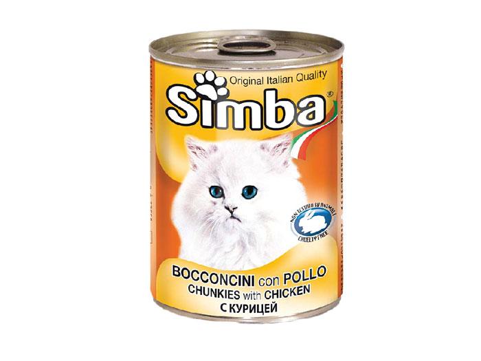 Simba Pisica Pui Conserva 415 g imagine