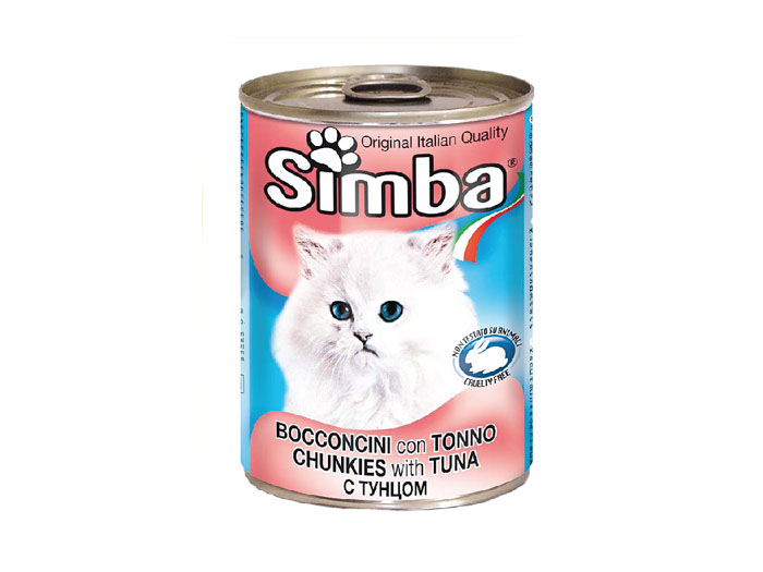 Simba Pisica Ton Conserva, 415 g imagine