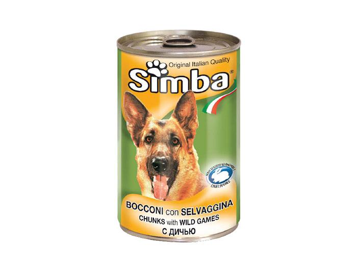 Simba Dog Vanat Conserva 1,23 Kg imagine