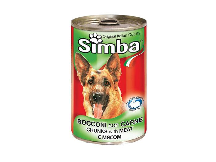 Simba Dog Vitel Conserva 415 g imagine