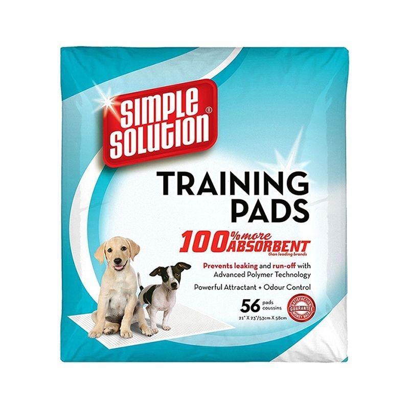 Simple Solution Training Pads, 53 x 58 cm, 56 bucati imagine