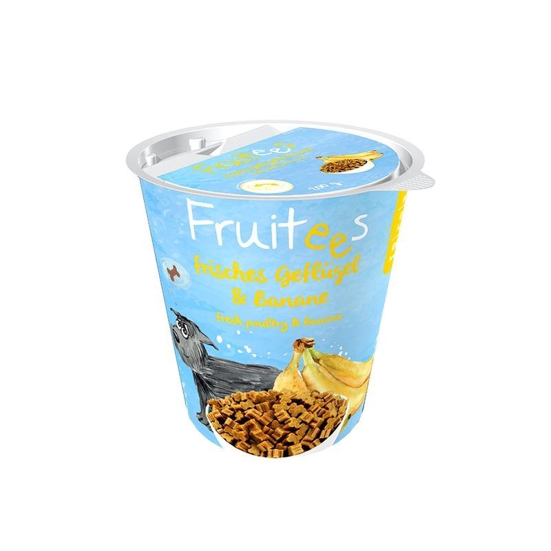 Snack Bosch Fruitees Banana 200 G