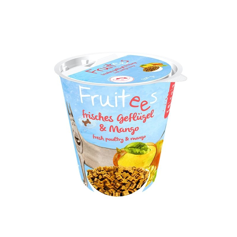 Snack Bosch Fruitees Mango 200 G