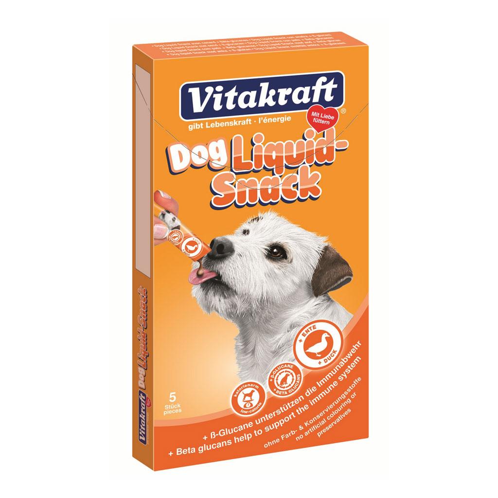 Snacks Caine Liquid RATA/BETA GLUCAN 5x20 g imagine