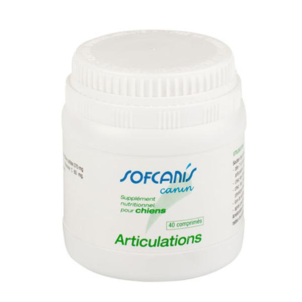 Sofcanis Articulation Caine 40 Comprimate