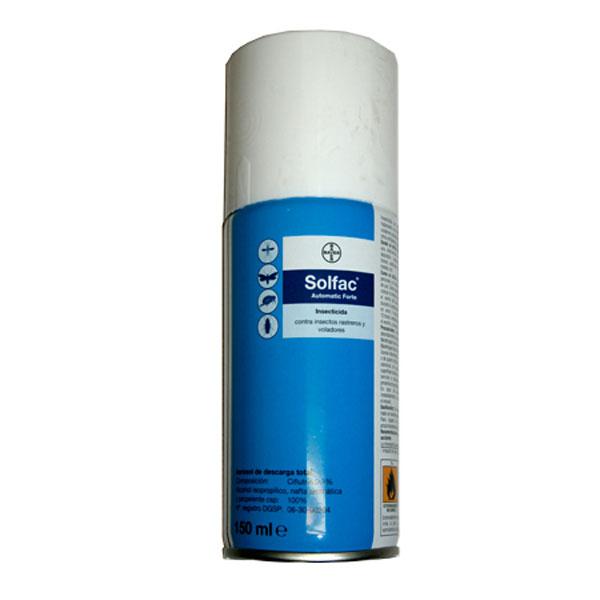 Solfac Automatic Forte 150 ml imagine