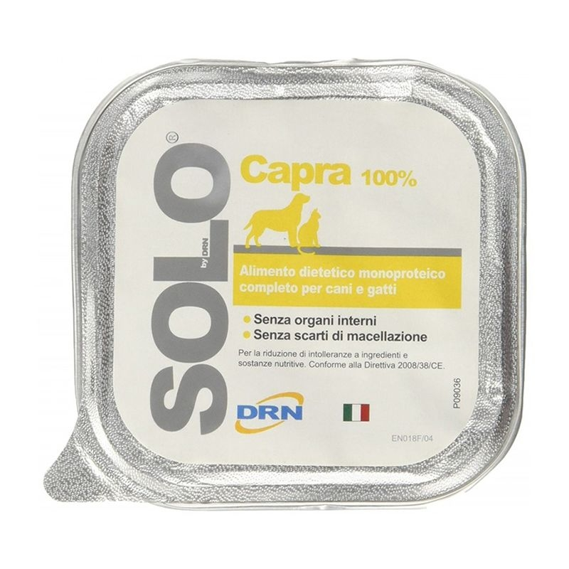 Solo, conserva 100% Capra, 100 g imagine