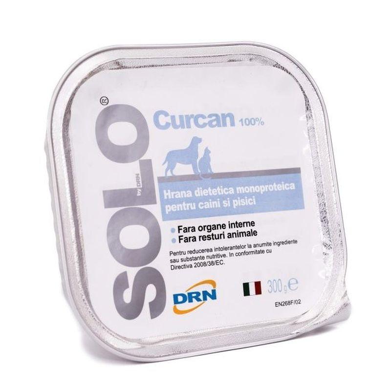 Solo, conserva 100% Curcan, 100 g imagine